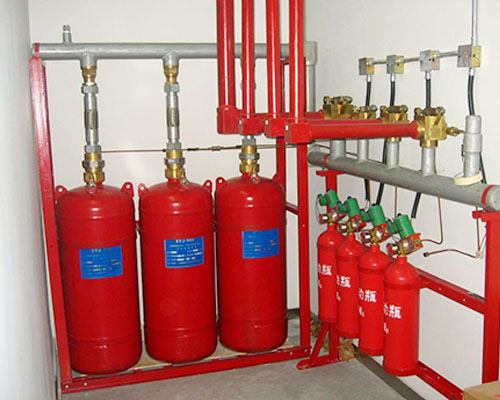 气体泡沫灭火系统